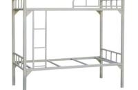 湖南学生床定制之双层铁床摆放的方法